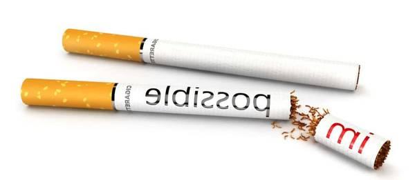 arreter le tabac pour grossir
