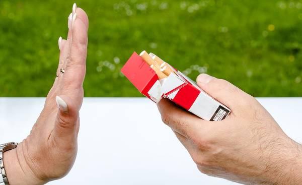 Arret tabac diarrhée