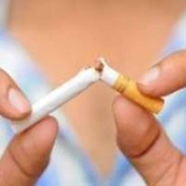 arret tabac douleur poumon
