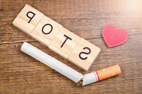 arret tabac et depression