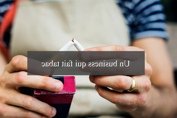 Arret tabac et prise de poids