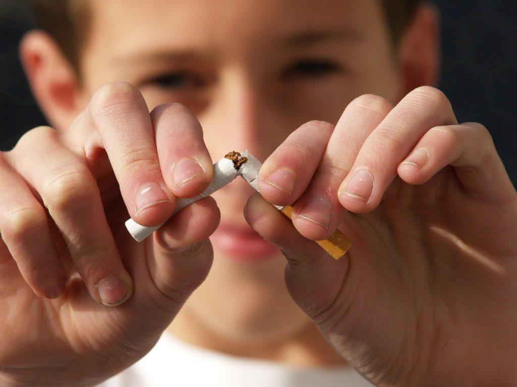 10 raisons d'arrêter de fumer la cigarette maintenant