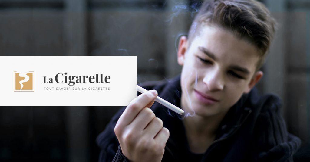 CIGARETTE – Composition d'une cigarette